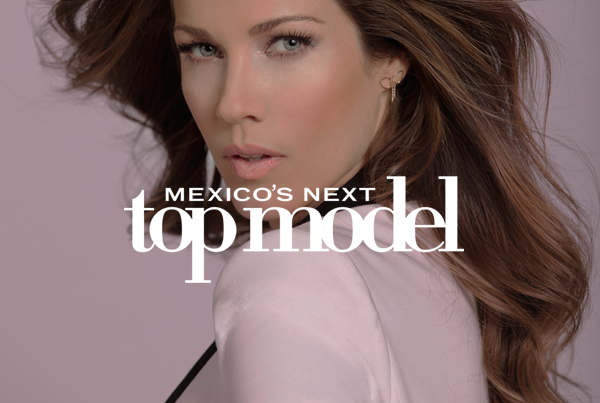 Canal Sony – Mexico's Next Top Model
