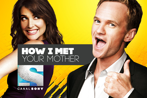 Canal Sony – How I Met Your Mother Meme Generator