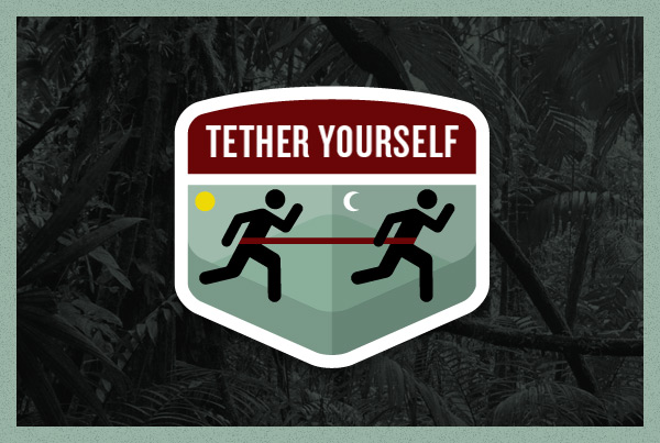 Discovery Channel – Tether Yourself