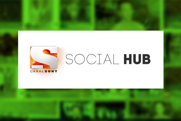 Sonyficate Social Hubs