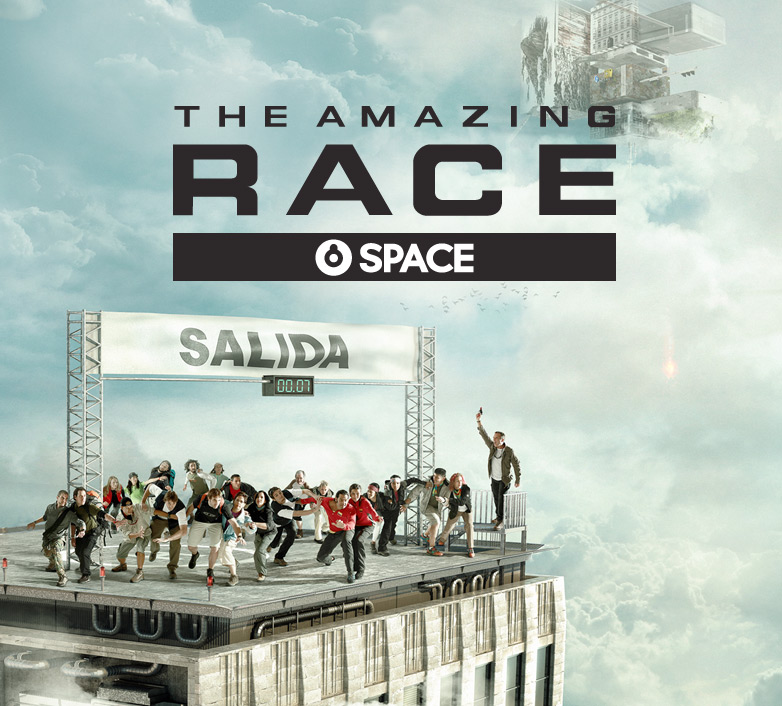 THE AMAZING RACE - CANAL SPACE