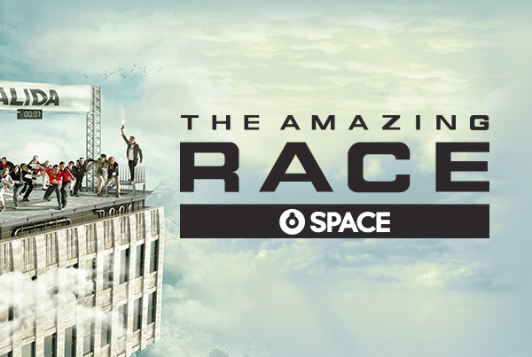 The Amazing Race – Canal Space